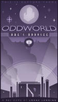 Oddworld Art Deco Poster 01