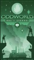 Oddworld Art Deco Poster 02