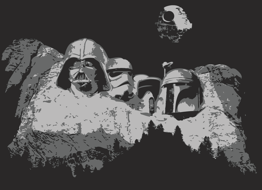Empire Mnt Rushmore by ameba2k