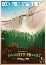 Gravity Falls National Park