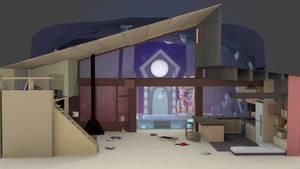 Steven's House 3D Model Download