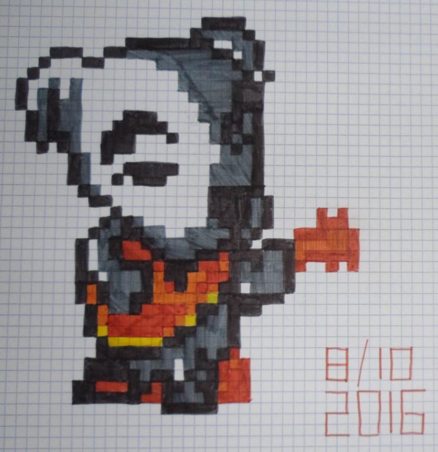 Pixel Art Animal Crossing Kk Slider By Crococraft On