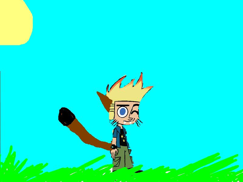 Johnny Test The Puma By Xiaolin101