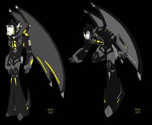 Transformers Change by JazzyDaSane