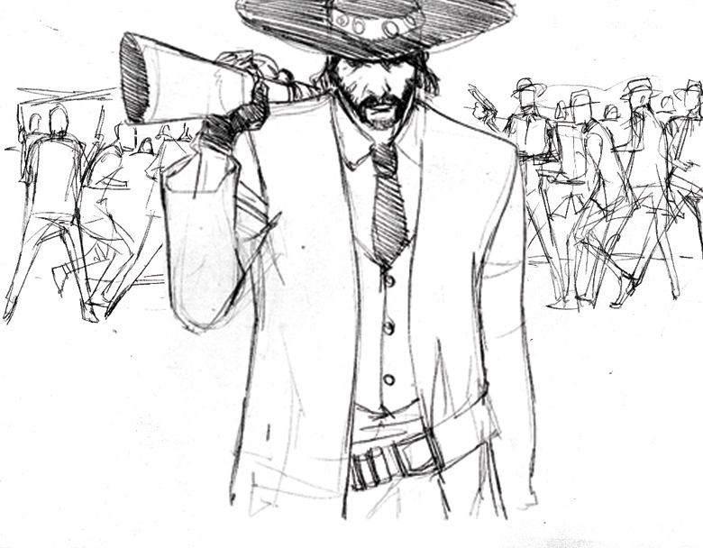 red dead redemption coloring pages - photo#36