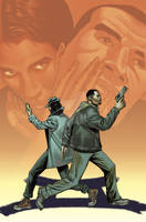 Watson and Holmes Book 6 cover