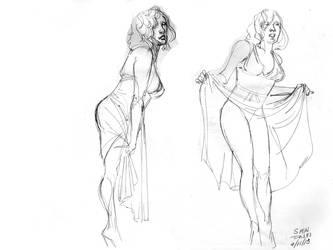 5-minute-poses-9-11-13 by NStevenHarris