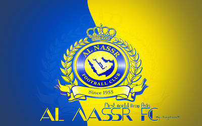 AL NASSR FC Logo by King4eveR
