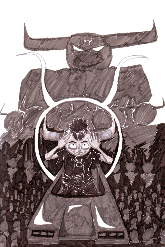 Tavros -- Commune by Zalein