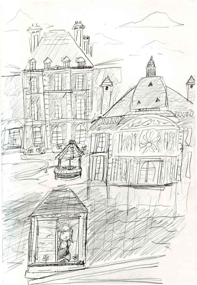Prinslewieve Manor -- Concept by Zalein