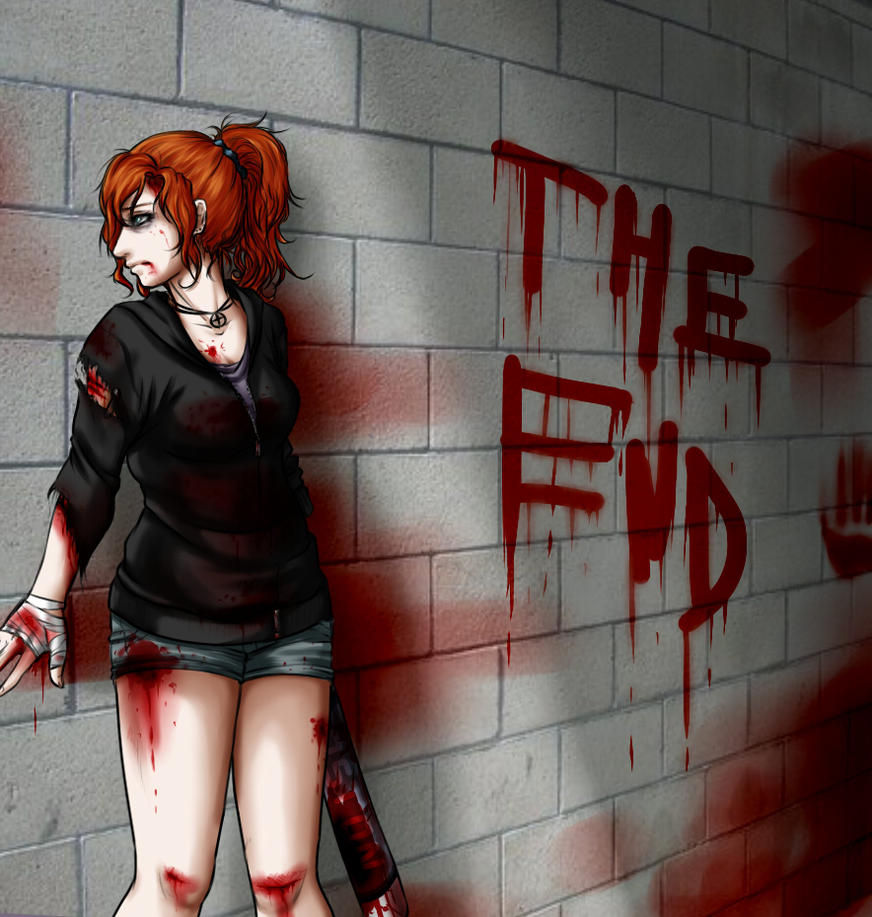 The End by Varriel