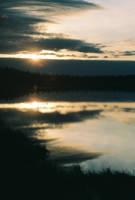 Alaska Sunset by IrishSmile