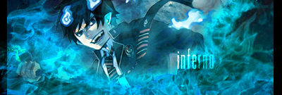 Another Rin Okumura Signature. by EmmieK8