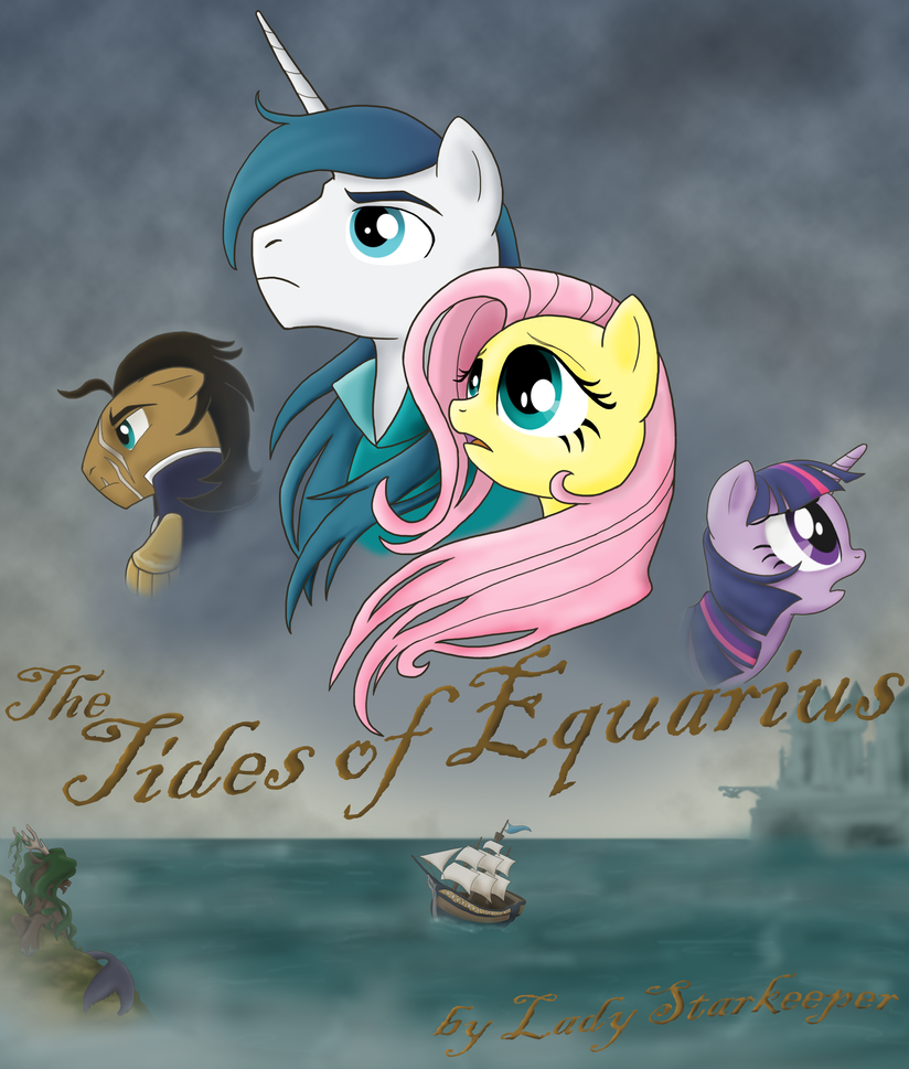 The Tides of Equarius Title by MissSeaShanty