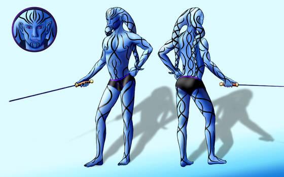 Firith Zian Character Study Underwear