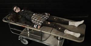 Dead schoolgirl. Part I.