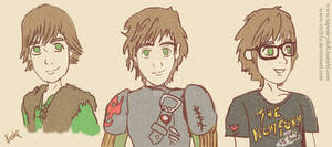 In Another Life #1: The Hiccup Trinity
