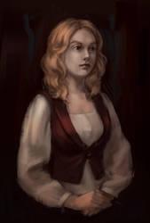 Portret by Ta-Nru