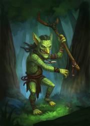 Goblin by Ta-Nru