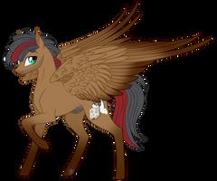 ~Strutting Stallion~ by cayfie