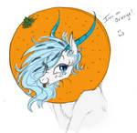~I'm an Orange!~