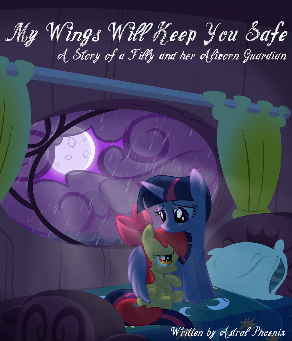 ~My Wings Will Keep You Safe~ by cayfie