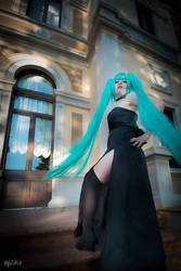 Cendrillon cosplay by BloodyMeg