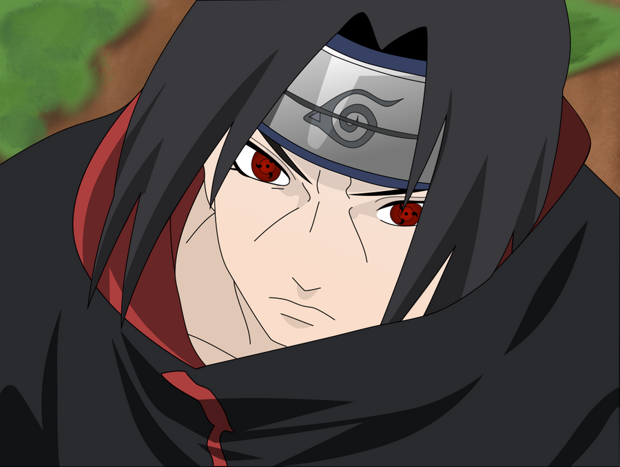 Uchiha Itachi Seriously By Knirora On DeviantArt