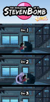 The Evolution of a Steven Bomb