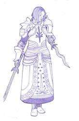 Dragon Age: Human Noble Origin by Lorrain