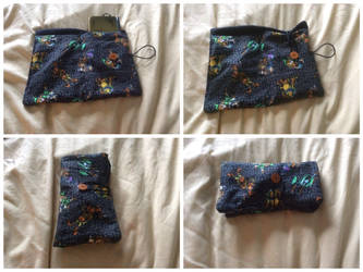 New Majoras Mask 3Ds pouch
