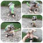 Wolf Link Plush for sale (Auction) by shibblesgiggles01