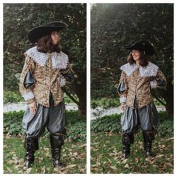 Renaissance Outfit 2020