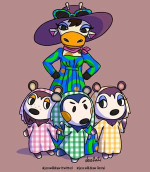 Resident Evil Villagers