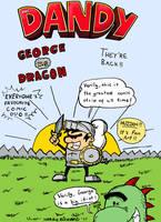 George VS Dragon is back by WizzKid97