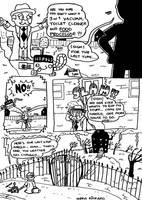 Door to Door - Page 1 by WizzKid97