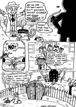 Door to Door - Page 1
