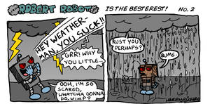 Robert Robot ITB No.2 by WizzKid97