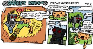 Robert Robot ITB No. 3 by WizzKid97