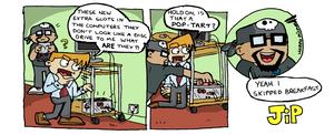 Jip Guest Strip by WizzKid97