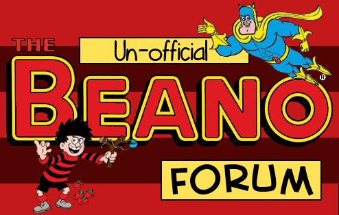 Beano Forum Logo by WizzKid97