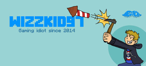 WizzKid97 - Banner by WizzKid97
