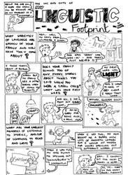 My Linguistic Footprint 1 by WizzKid97