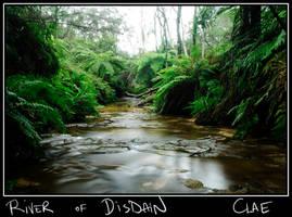 River of Disdain by clae85