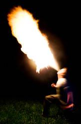 FireBreathing by clae85
