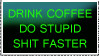 coffee by imokurnot
