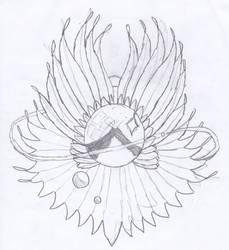 Journey - Evolution (Pencil sketch)