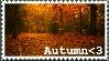 autumn stamp. by xxsavemysoul