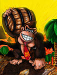 Commission: Donkey Kong