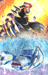Omega Ruby and Alpha Sapphire